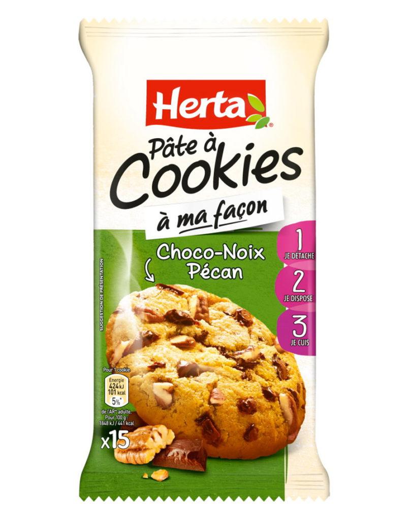 Cookies choco noix pécan