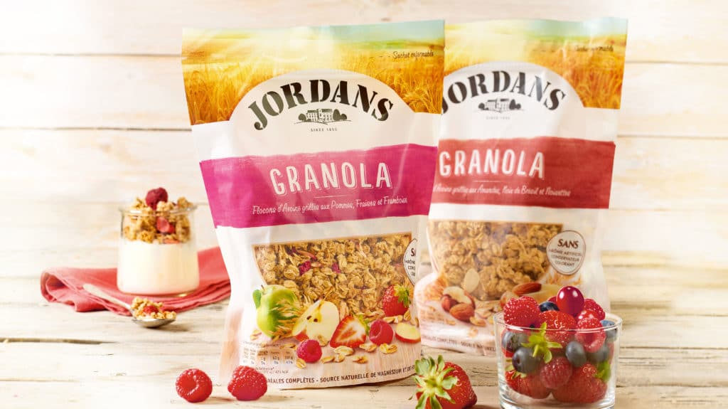 Jordans granola