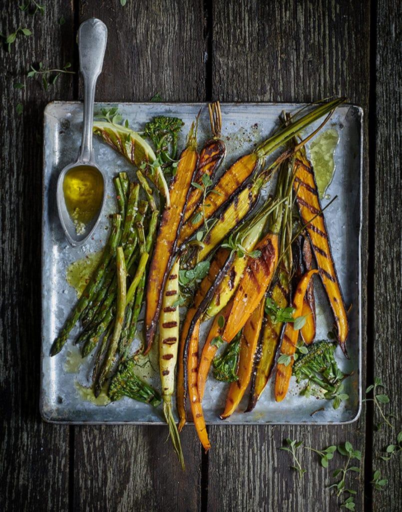 Légumes confits