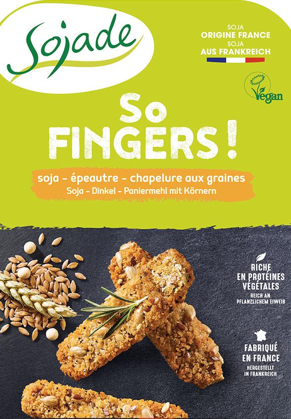 So fingers