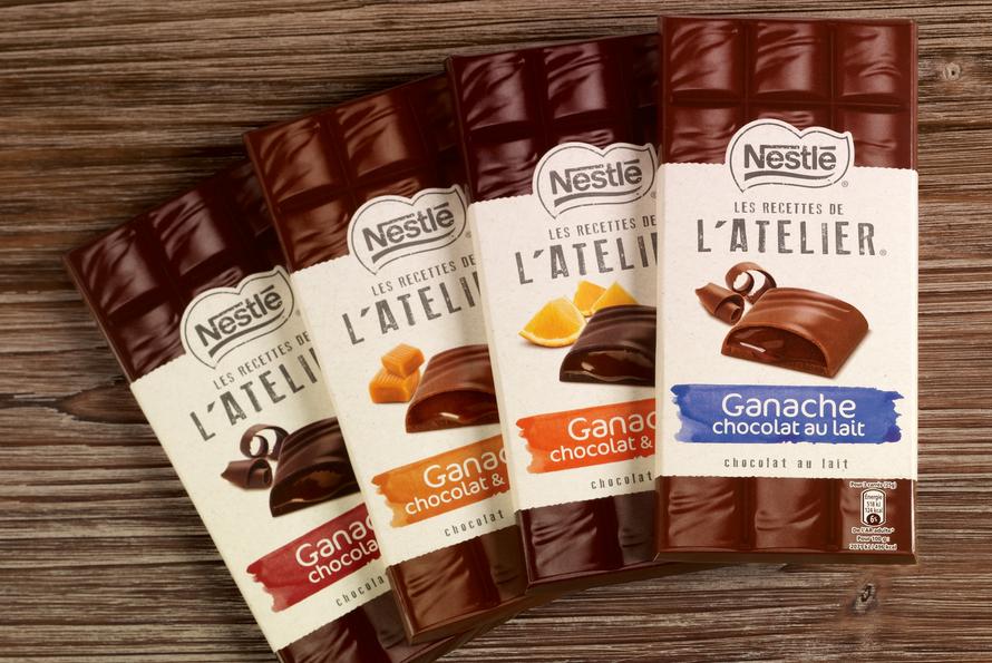 Packs chocolat L